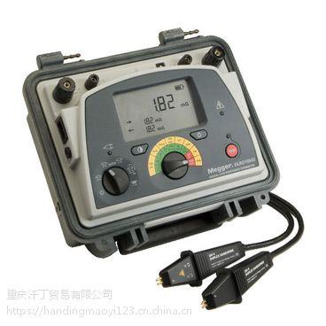 供应进口高品质美国megger 电力电气10 A低阻欧姆表DLRO10HD