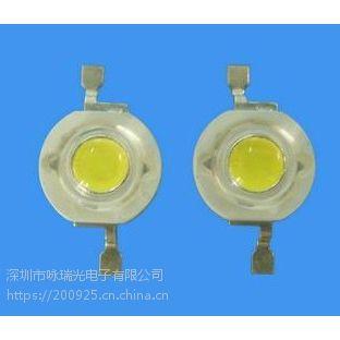 厂家供应各型号LED大功率灯珠正品大功率贴片