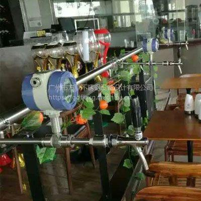 广州方联供应扎啤直钦店管道系统安装工程设计制作(量身定制)