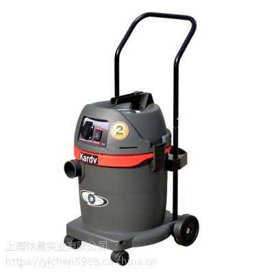 烟台凯德威小型工业吸尘器GSZ-1232装修墙面打磨用吸尘机