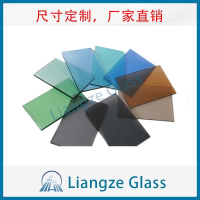 有色玻璃,颜色玻璃,东莞厂家直销