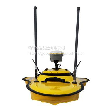 西安华测无人船,测量型小型无人船,远程测量