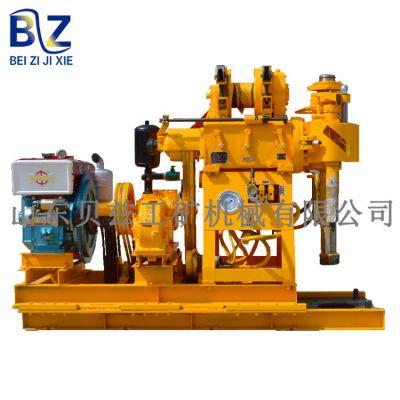 贝兹煤矿勘探取样 煤层分析取芯钻机 地矿勘探钻机厂家现货