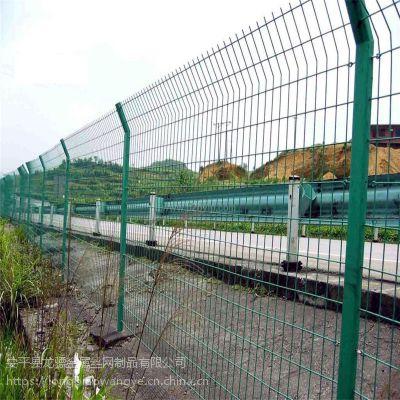 电厂外围隔离网 圈地围墙护栏网 铁丝围栏网价格