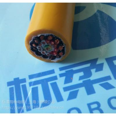 标柔移动卷筒电缆 移动设备用卷筒电缆