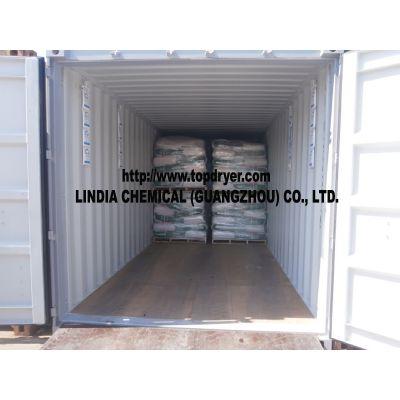 集装箱干燥剂的工作原理