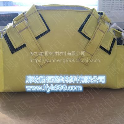 供应山西热力可拆式保温套 阀门保温衣 工业保温罩