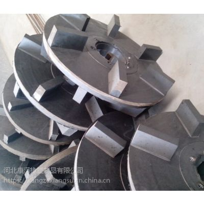 浮选机叶轮盖板XCF/KYF型聚氨酯/高耐定转子浮选机橡胶配件