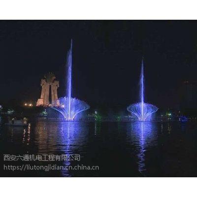西安喷泉公司西安喷泉设计公司