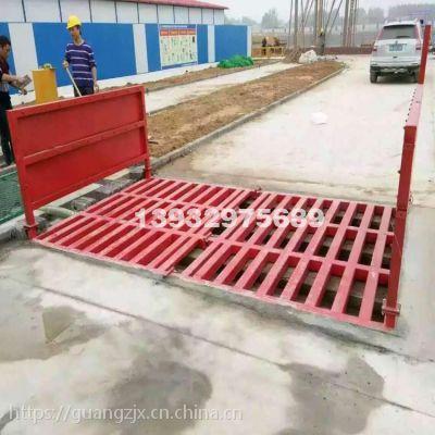 阳泉工地煤场洗轮机 GZ100煤场车辆洗车机洗车台