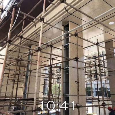 供应铝合金材墙面装饰护墙板 郑州氟碳铝单板厂家_欧百得
