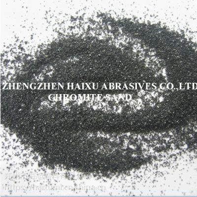 铸件厂生产用南非铬矿砂70-140目国内港口加工筛分铬矿砂