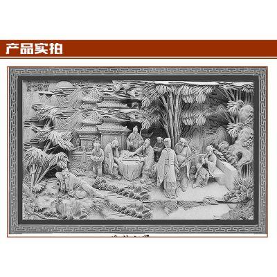 南京青砖洞门景区仿古坐槛