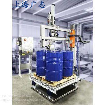 全自动灌装生产线中药液体食用油灌装机上海广志常压