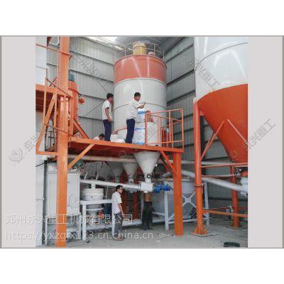 郑州永兴牌全自动干混砂浆生产线成套机械设备价格