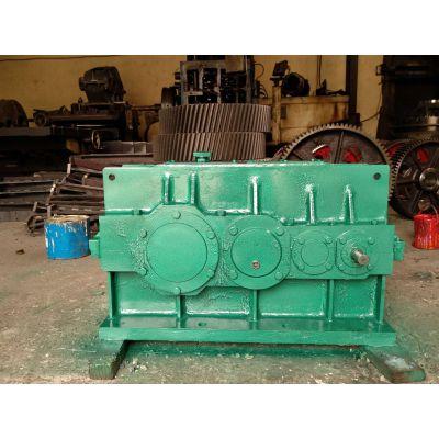 厂家直销东建水泥机械用减速机焊接箱体ZSY250减速机