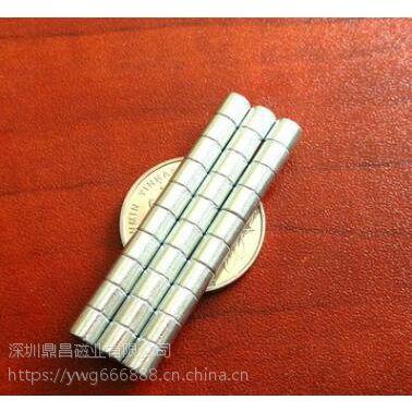 TR全规格强力磁铁 钕铁硼强磁铁 圆孔 圆环吸铁石带孔 20X3mm-M4带沉孔
