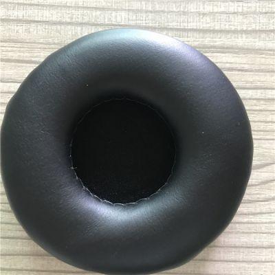 厂家生产耳机皮耳套 耳机套加工定制 耳机配件耳棉套生产