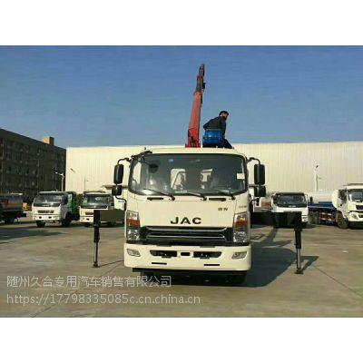 江淮一拖二带东风6.3吨清障带吊厂家直销 全国可送车
