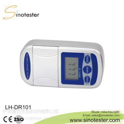 LH-DR101 便携式数显水果甜度计数字显示折光仪