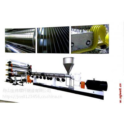 蓄排水板生产线