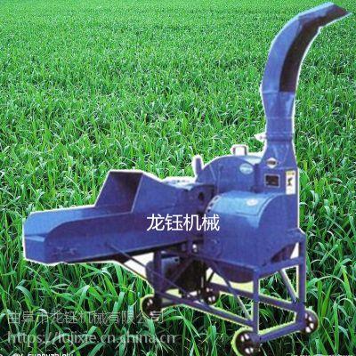 可定做粉碎铡草机 新品养殖业铡草机