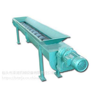 内蒙古除尘器厂家供应螺旋输送机