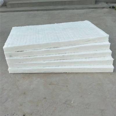拉萨A级吸音降噪硅酸铝纤维毯 规格 国美硅酸铝耐火棉