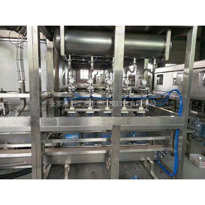 荣海永创5加仑18.9升12道清洗滴干工位桶装水生产设备