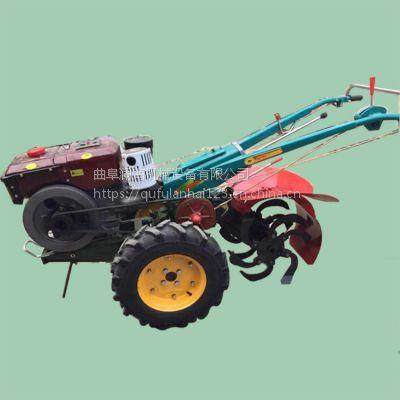 手扶拖拉机旋耕机 开沟施肥起垄机 效率更高