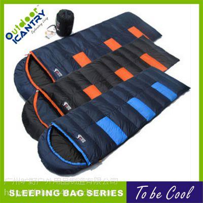 旷野户外睡袋露营室内午休成人睡袋