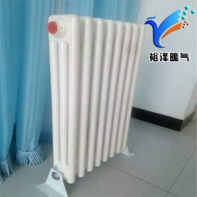 钢制柱型暖气片散热器钢三柱QFGZ303 0.85
