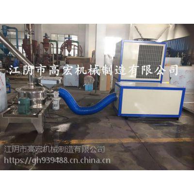 高宏麦苗低温粉碎机 低温硅胶粉碎机 聚乙烯超微粉碎机 厂家终身维护