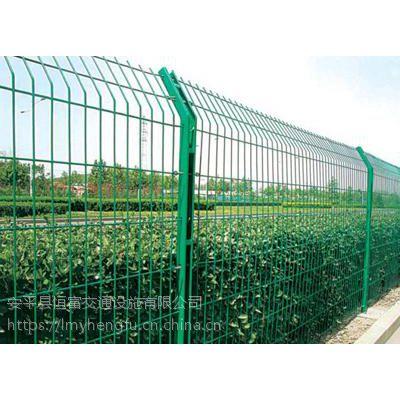 安平厂家直销铁路护栏网安全隔离防护网铁路道口栅栏