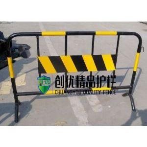 带板铁马 道路交通施工铁马围栏临时隔离栏
