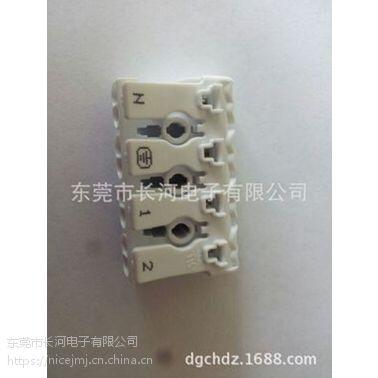 长河热销923、CS350-16-100免螺丝压扣式接线端子、LED照明端子