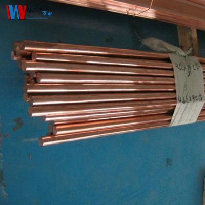 供应高导电率紫铜棒T2高精紫铜棒 网纹直纹紫铜棒