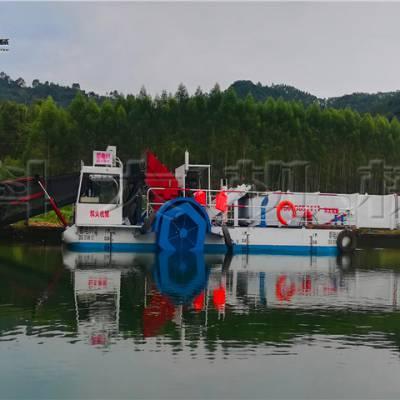 供应好用的割草船厂家 新型芦苇打捞船配置