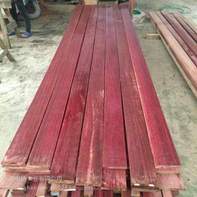印尼红梢木古建工程,户外红梢木防腐木圆柱,红梢木价格