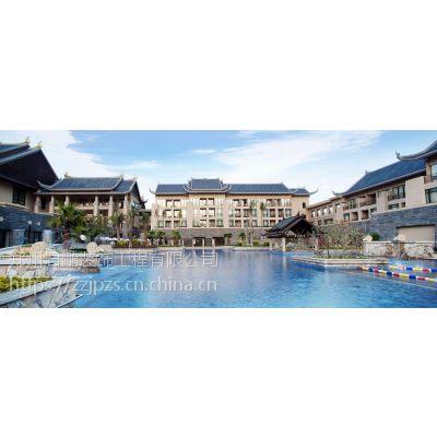 河南酒店洗浴中心设计 郑州装饰设计公司 郑州君鹏装饰