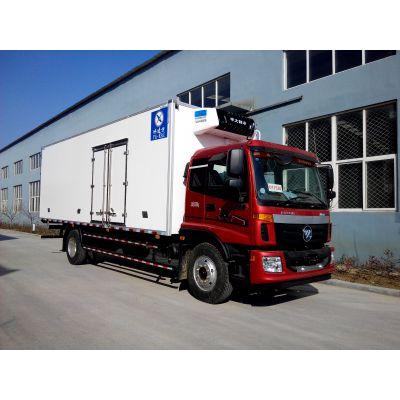 6.8米冷藏车保温车,威海冷藏车,福田欧马可冷藏车,6.8米冷链运输车