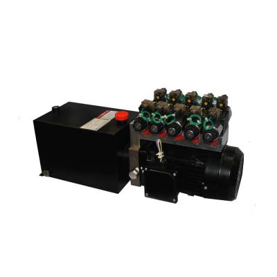 YBZ-D1.6A3F211/LCCET1塑料管道熔焊设备动力单元SKBTFLUID牌
