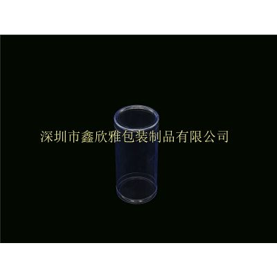 专业定制塑料圆筒盒 透明pvc圆筒 环保包装筒 pvc玩具包装盒等