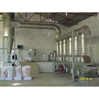 工业盐(废盐)专用烘干机 干燥机选型推荐
