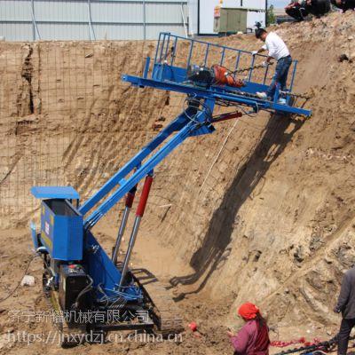 郑州锚杆钻机批发 护坡钻机安装