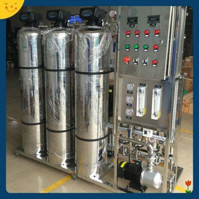 晨兴供应纯水制取设备 广州矿泉水厂用大流量RO反渗透设备 质优价廉