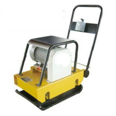 新款热卖HZD200型电动平板夯 小型实用电动平板夯 建筑用冲击夯价格