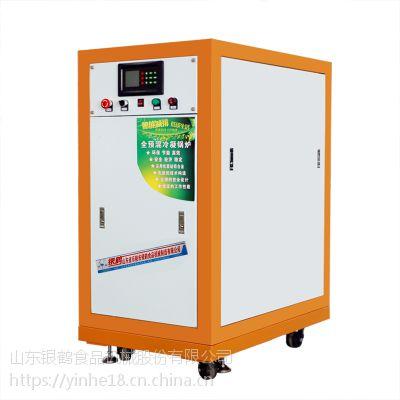 银鹤燃气全预混冷凝采暖炉120kw供热面积1000-2000平方模块式锅炉热效高一件代发