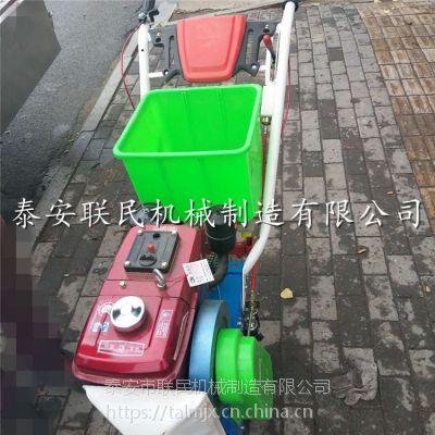 泰安联民供应供应新型播种施肥一体机 手推式柴油耕耘机