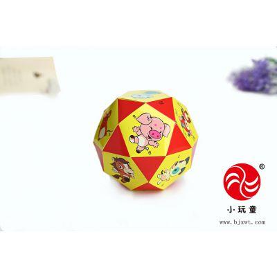 幼教玩具-多边角球